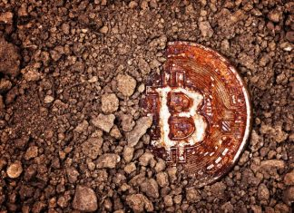 bitcoin mining rusted coin
