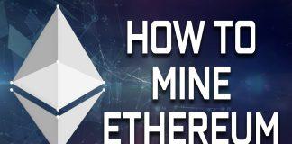 How To Mine Ethereum