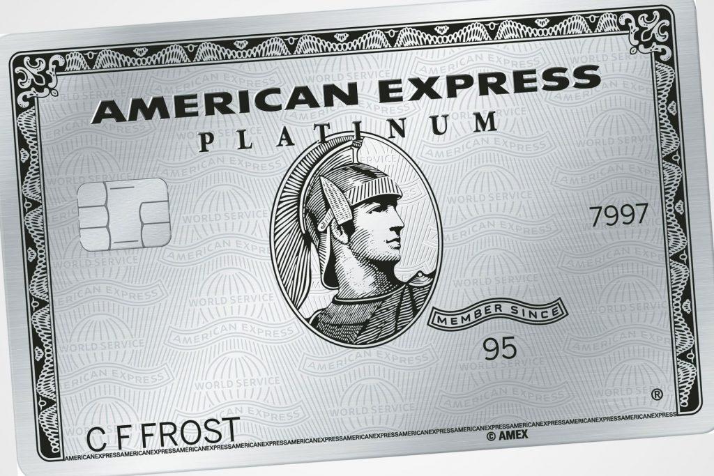 American Express Platinum Credit Cards Reward 1