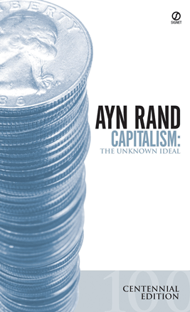 Capitalism The Unknown Ideal - Best Finance Books