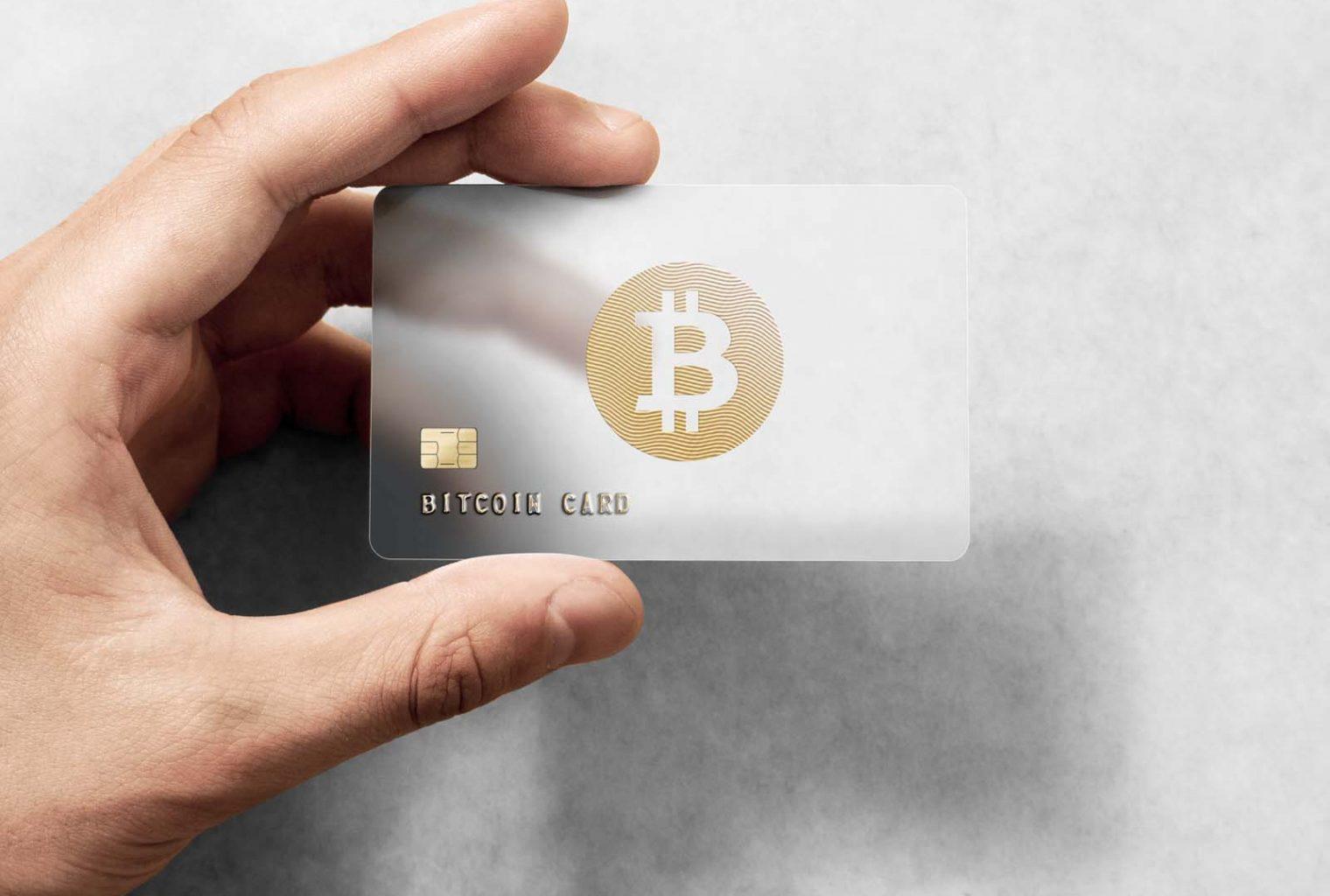 Cele mai bune carduri de debit Bitcoin - Coinmercury