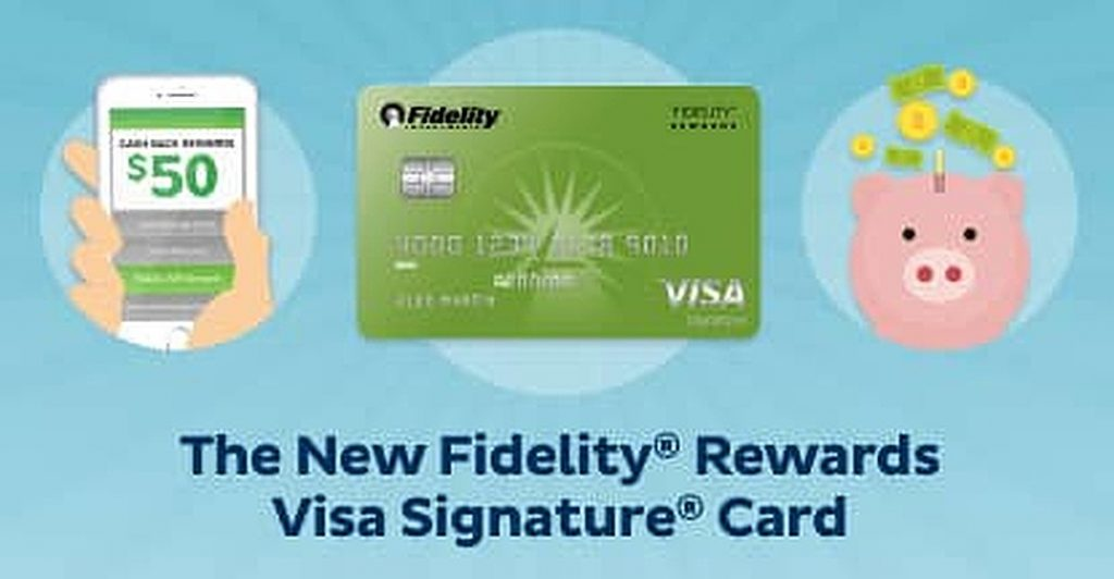 Fidelity Credit Cards Reward