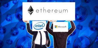 Microsoft backed ethereum token