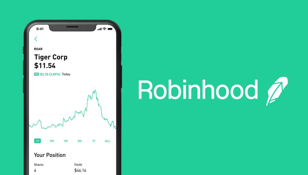 Start Investing With Robinhood