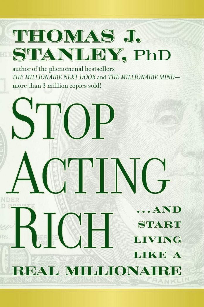 Stop Acting Rich Review