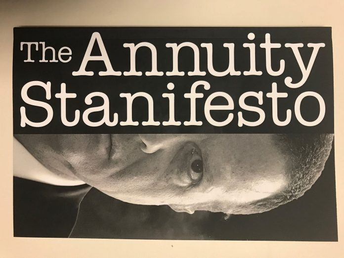 The Annuity Stanifesto Review