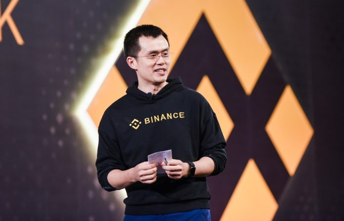 Binance Beijing News
