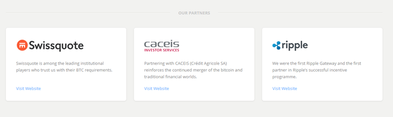 Bitstamp Partners