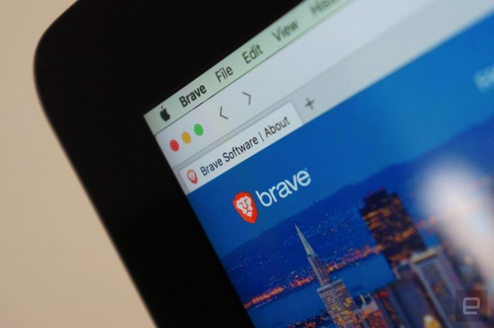 Crypto Browser Brave
