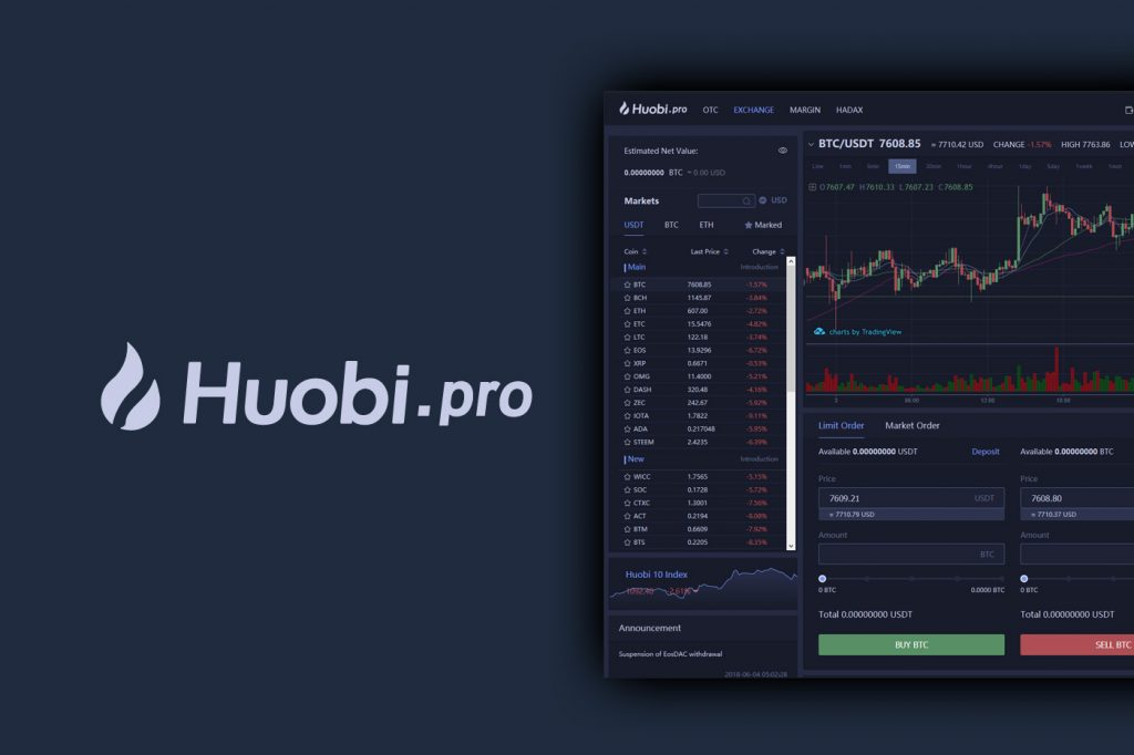 Huobi Cryptocurrency Exchange Review 2019