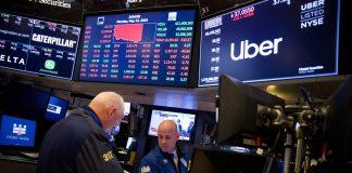 Uber Stock tumbles 1 billion losses