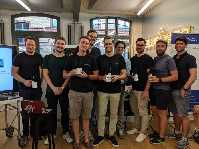 Asset tokenization startup Upvest