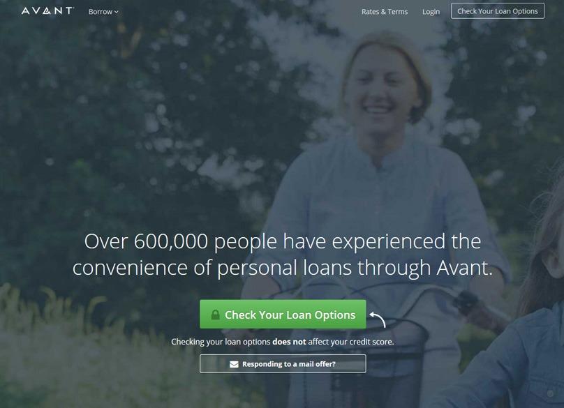 Avant Loans Review