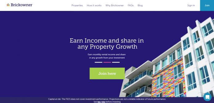 Brickowner Review Invest in UK Property Crowdfunding market.