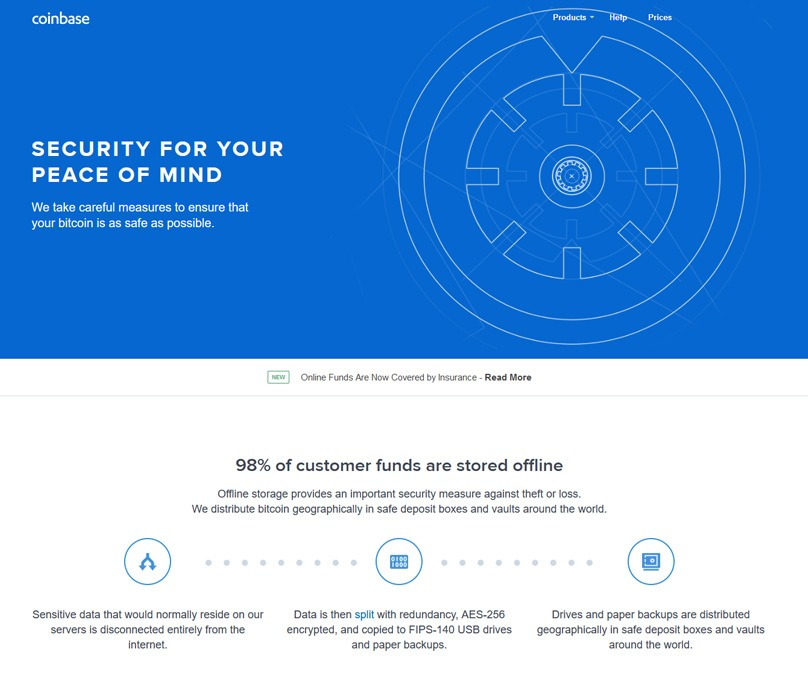 Coinbase Security Review