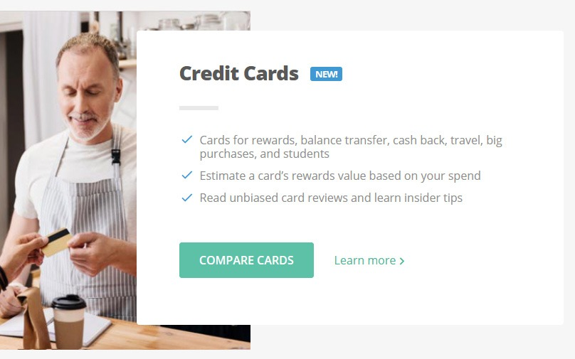 Credible Credit Cards