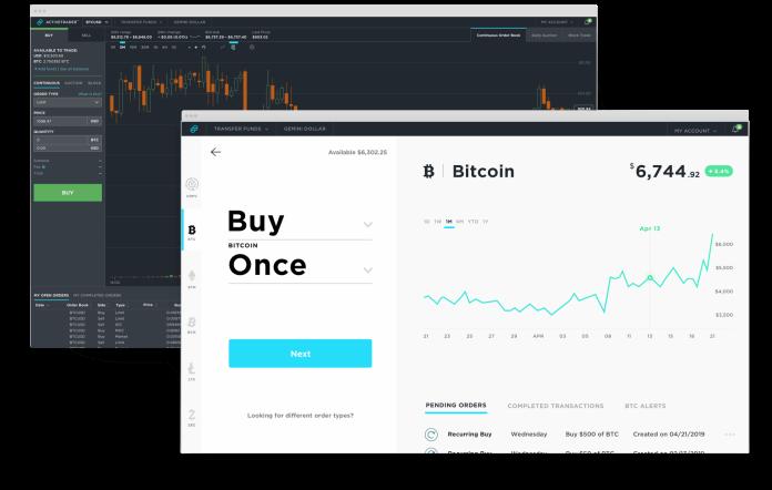 Crypto Exchange Gemini