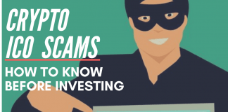 Cryptocurrency and ICO Scams