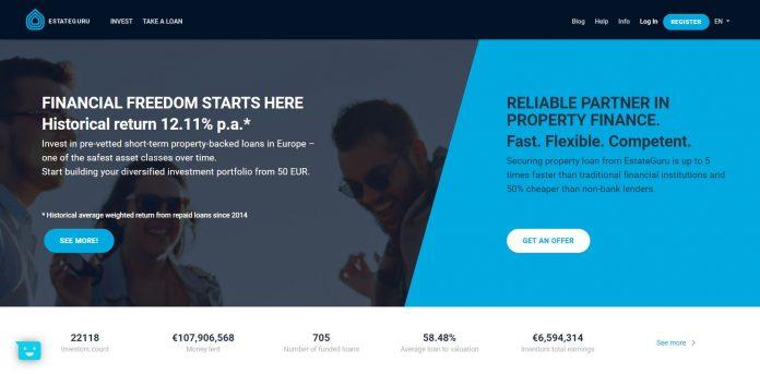 EstateGuru Review P2P Lending and Investing Alternative Investment Reviews
