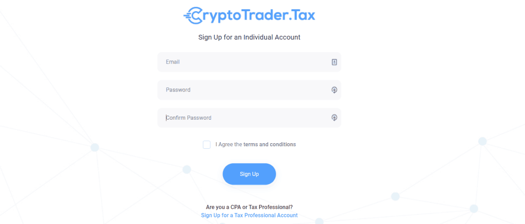 cryptocurrency tax professional