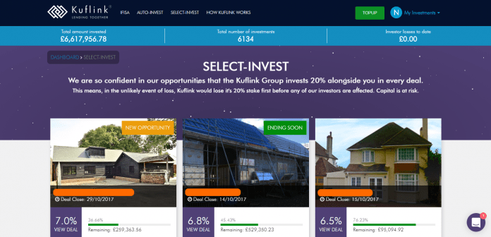 Kuflink Review 2019 Peer To Peer Investing