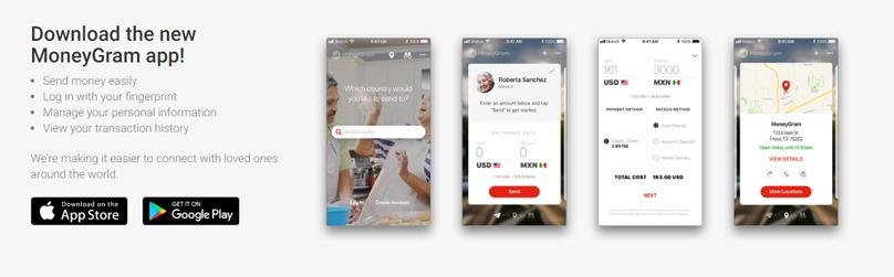 Money Transfer Mobile Application