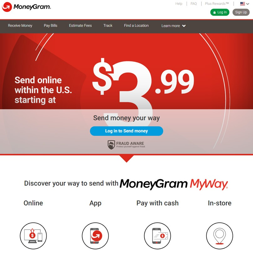 Moneygram Money Transfer Agent Review