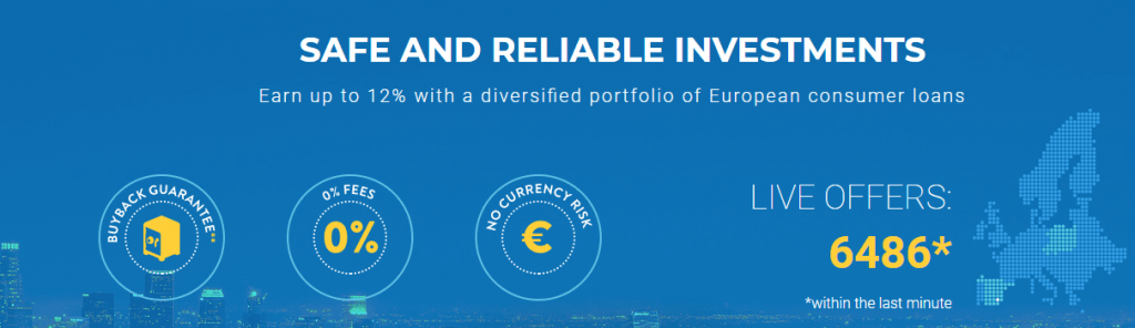 P2P Investing Viainvest Review 2020
