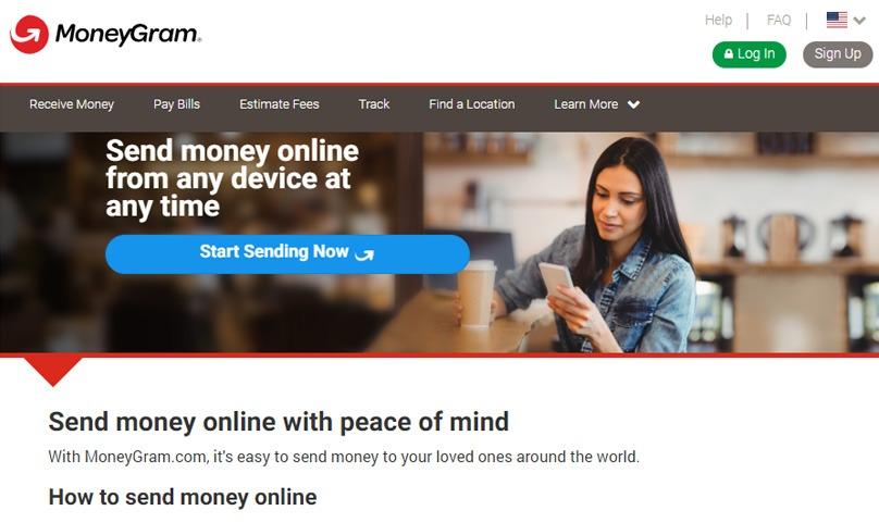 Pay Online Moneygram