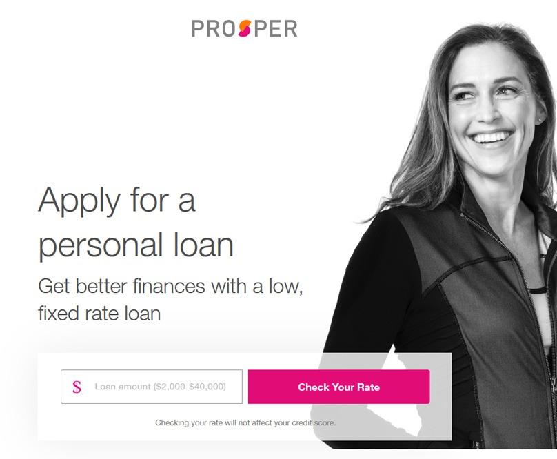 Prosper Loans Review Apply For Loan