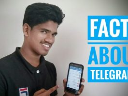 Telegram Facts