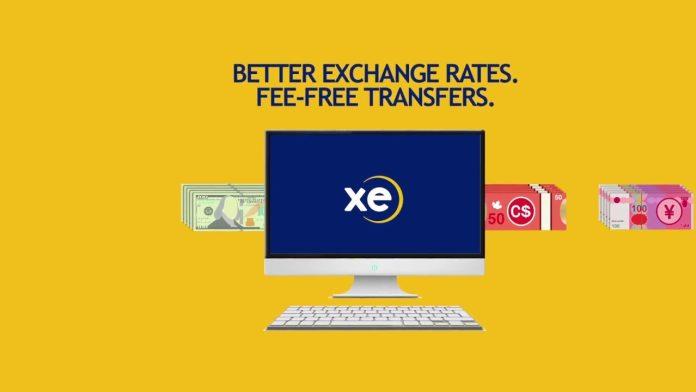 XE Money Transfer Review