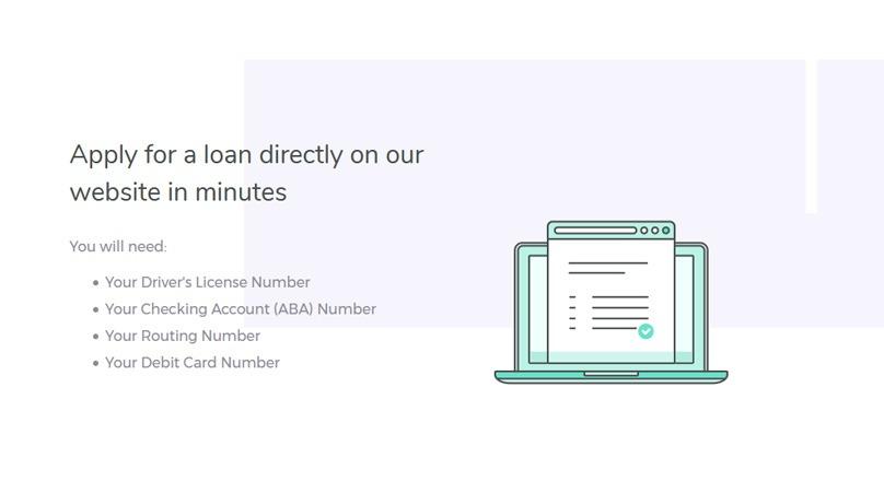 Zoca Loans Requirements