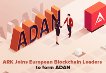 ARK Joins European Blockchain Leaders to form ADAN