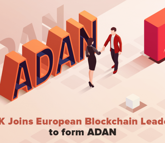 ARK Joins European Blockchain Leaders to form ADAN