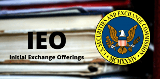 Initial Exchange Offerings SEC Issues Alert Against IEOs