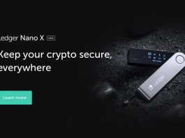 Ledger Nano X review Support for over 1000 crypto assets