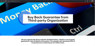 Monetherea Buy Back Guarantee Scam Monethera Scam Warning One Scam After Another In Europe P2P
