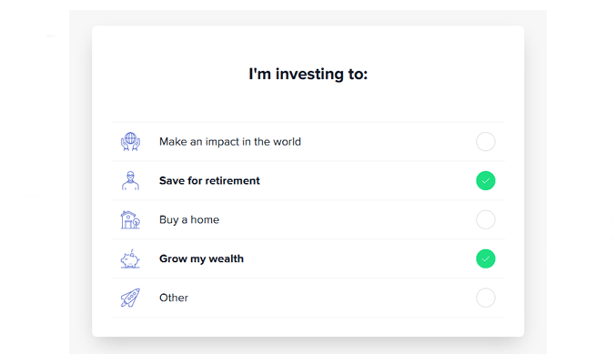 Openinvest Investing Options OpenInvest Review 2020 – Socially Responsible US Robo Advisor