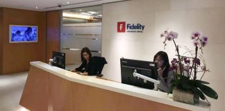 Fidelity International Invests USD 14M in Hong Kong Crypto Exchange