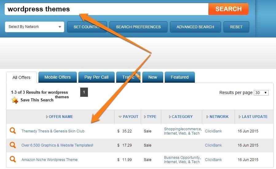 Use Odigger Or OfferVault To Search For Relevant Offers.