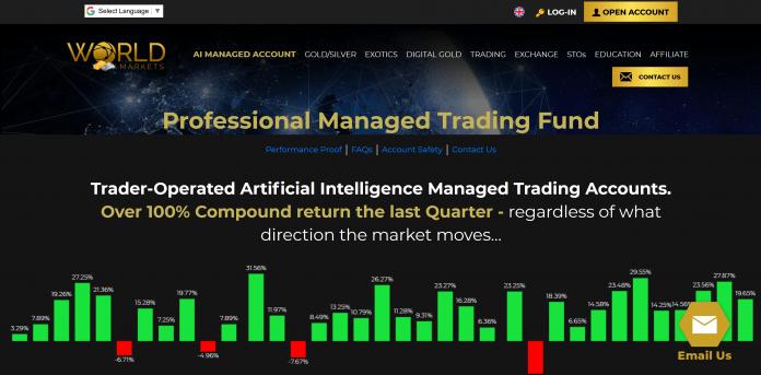 World Markets AI