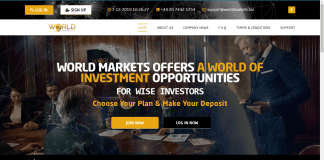 WorldMarkets Review 2020 AI Managed Stock Broker Accounts 1