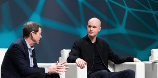 Coinbase CEO Says Bitcoin Was Built for Moments Like This