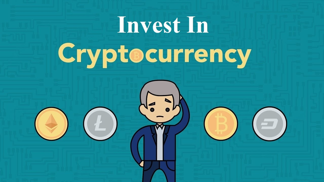 invest everything in bitcoin