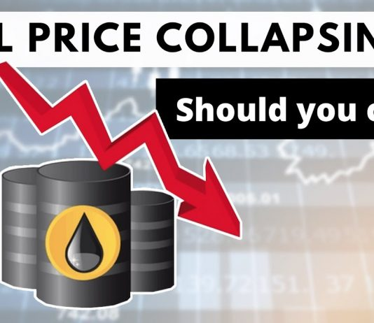 Oil Market Crash Will Affect Cryptocurrency Industry in 2020