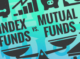 Differences Between Brokerage Accounts and Mutual Funds