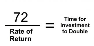 The Rule of 72 is a Quick Calculation to See How Fast Your Money Doubles. How to Use the Rule of 72