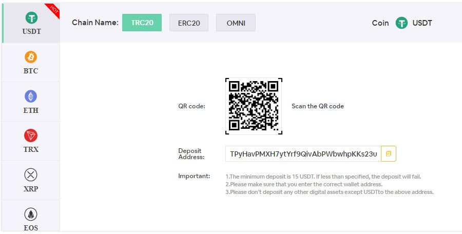 Bityard Deposit Forms 1