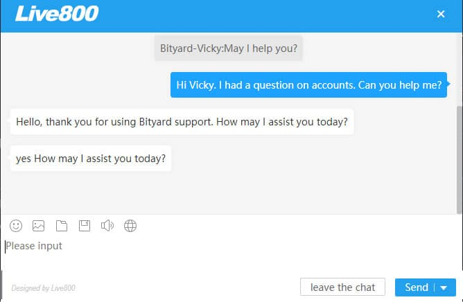Live Chat Agents 1